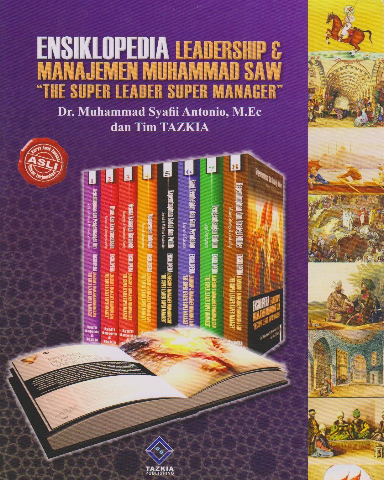 Toko Buku Ensiklopedia Surabaya