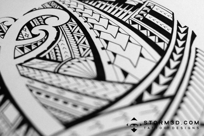 maori inspired tattoo designs and tribal tattoos images