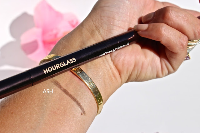hourglass arch ash