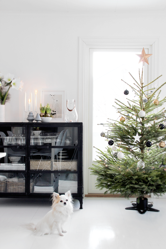 la maison d 39 anna g green christmas. Black Bedroom Furniture Sets. Home Design Ideas