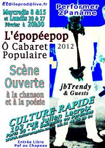 Ô Cabaret Populaire !!!
