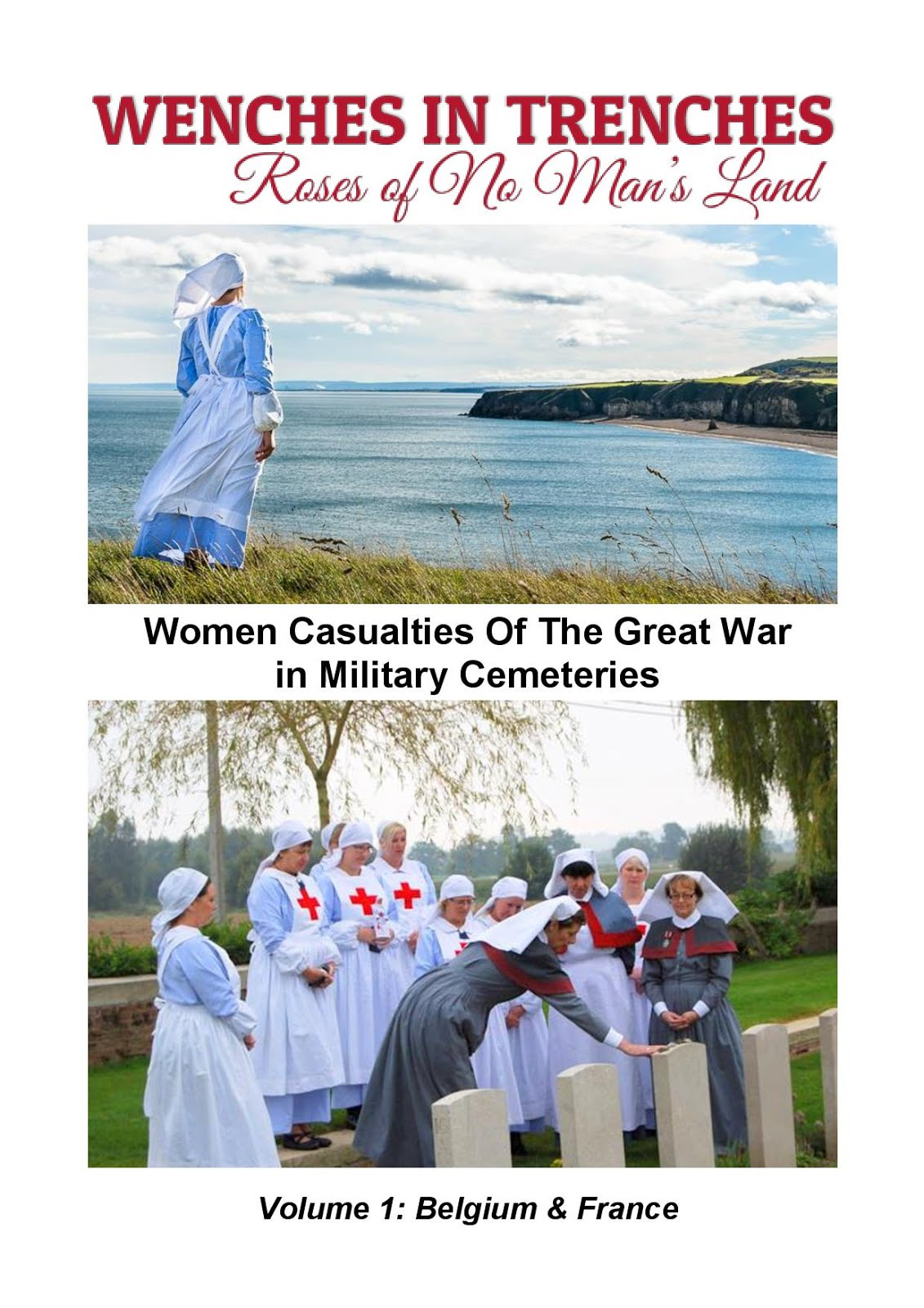 Women Casualties Of The Great War In Military Cemeteries