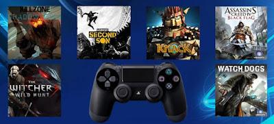Kumpulan Daftar Game Eksklusif, Keren Dan Terbaru PS4 Tahun Ini