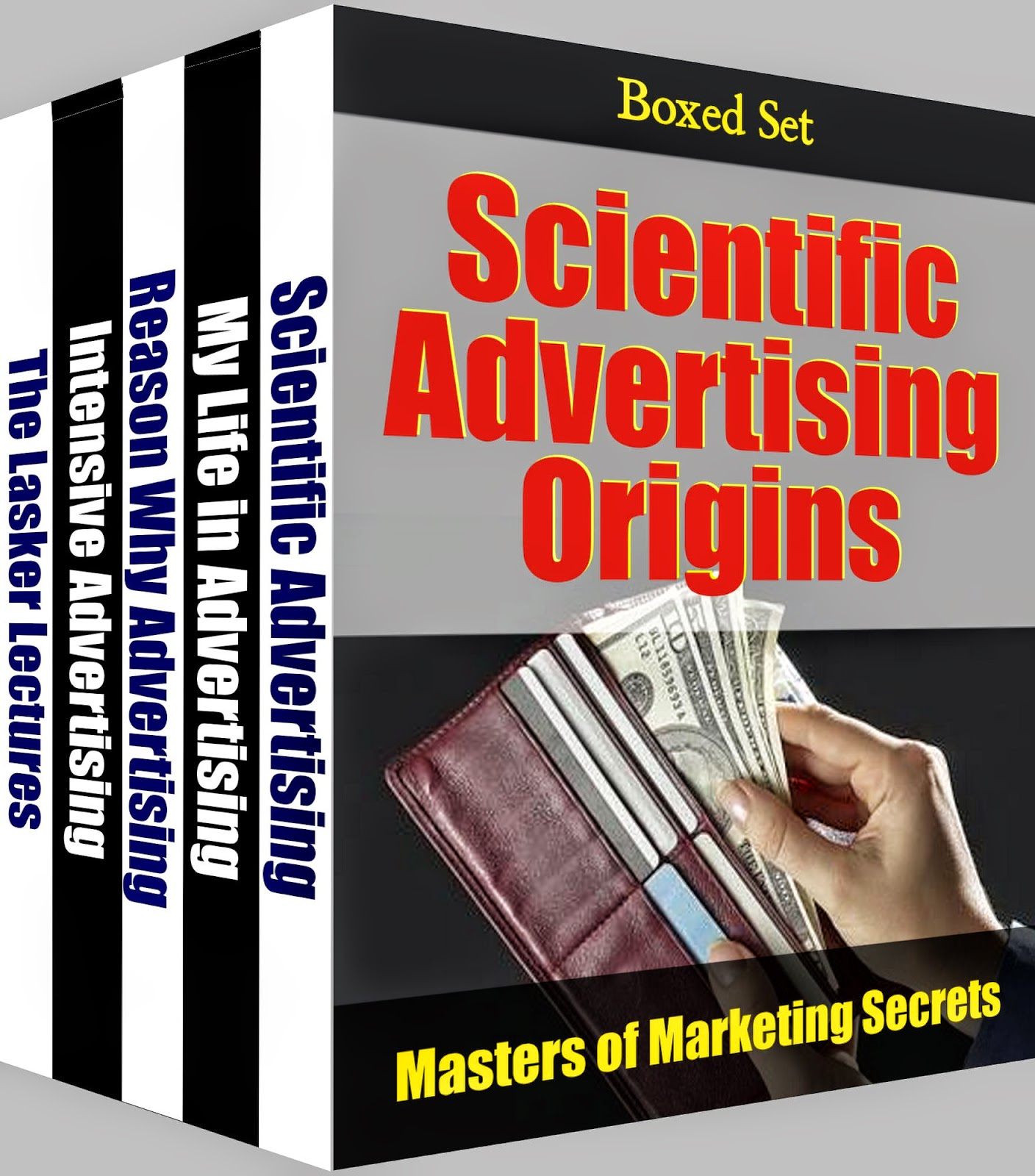 Scientific Advertising Origins - Where and How Modern Marketing Started