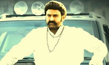Balayya Legend first look