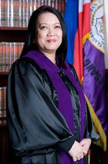New Chief Justice: Maria Lorudes P. A. Sereno