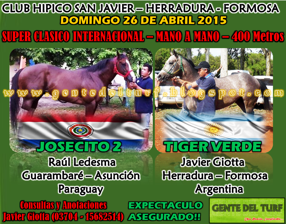 Herradura 26-04 Cental