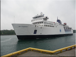 chi cheemaun ferry