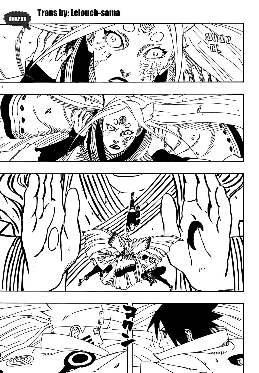 Naruto chap 690 Trang 1
