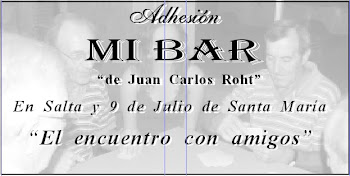 &#39;Mi Bar&#39; de Juan Carlos Roht