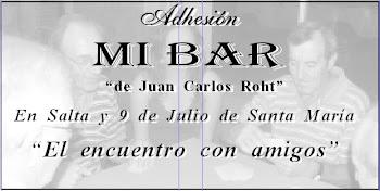 'Mi Bar' de Juan Carlos Roht