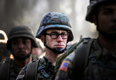 First image of Joseph Gordon Levitt in Oliver Stone's Edward Snowden biopic