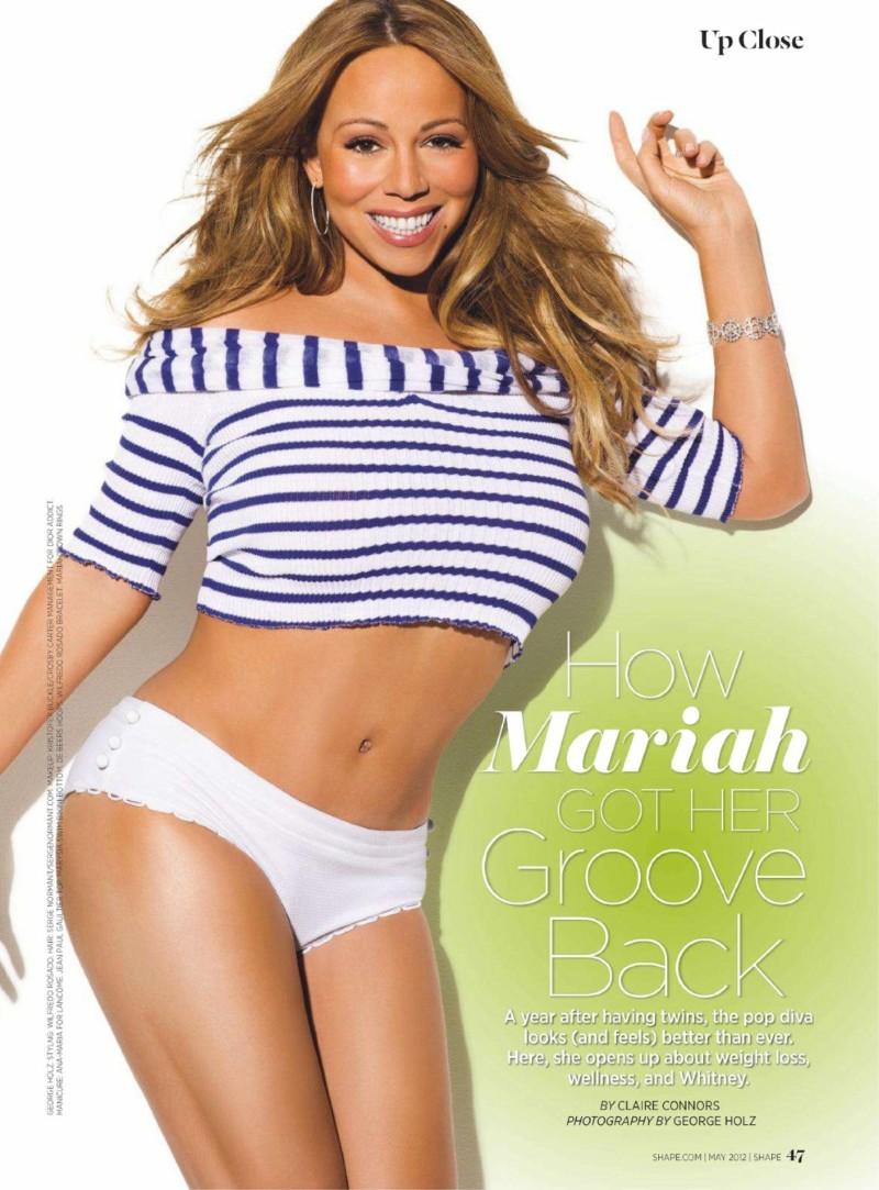 Mariah Carey: Hot Mariah Carey Bikini Pics