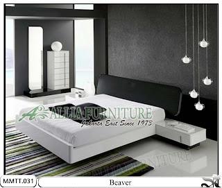 Tempat Tidur Model Modern Minimalis Beaver