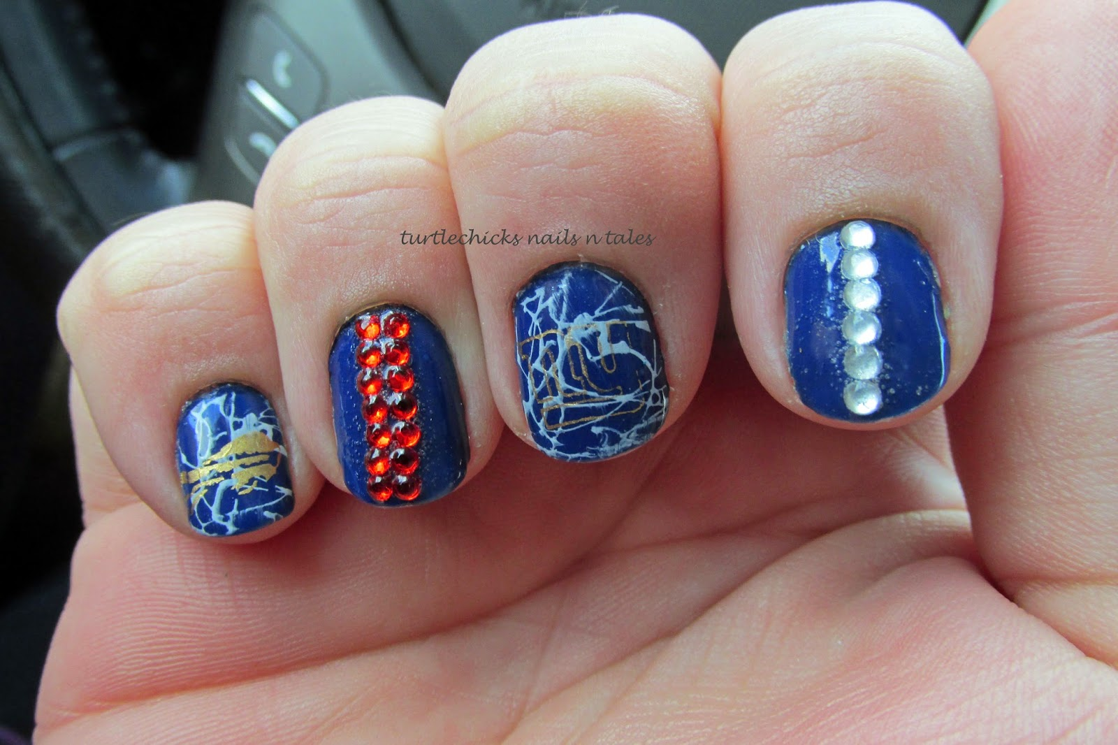 Turtlechick\'s Nails N Tales: I am Back! Lots of Pictures Included!