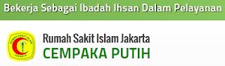 Lowongan Kerja RS Cempaka Putih Jakarta