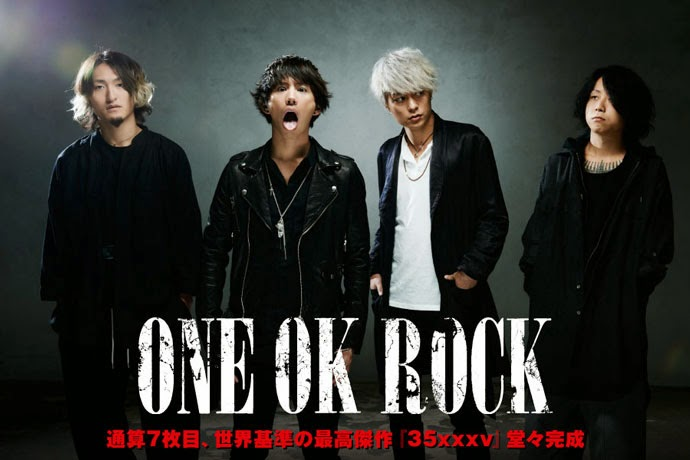 One Ok Rock!!!!