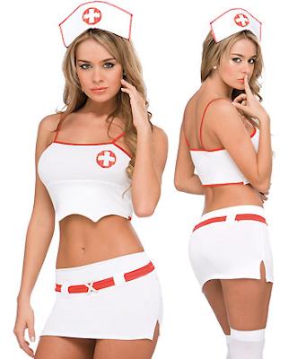 Fantasias de Enfermeira para Festas