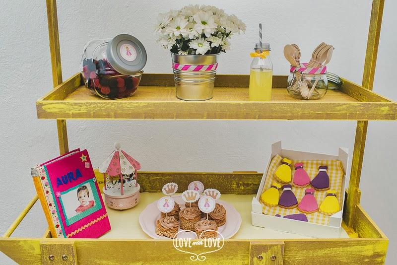 Claves para decorar una fiesta infantil