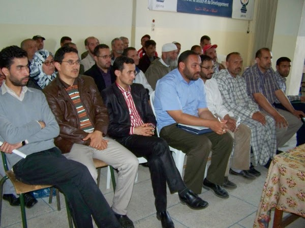 كرسيف: الحلوطي يترأس مؤتمرا إقليميا للاتحاد العام للشغل بالمغرب و الراوي كاتبا إقليميا