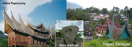 Objek wisata di batusangkar sumatera barat