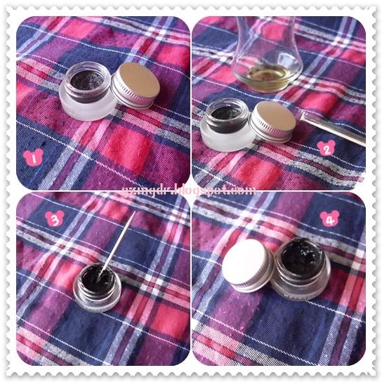 Kurumuş jel eyeliner nasıl kurtarılır