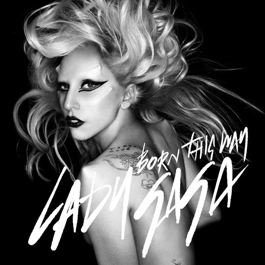to preview songs from Lady Gaga's soon-to-be-smash album Born This Way.