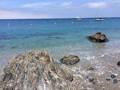 catalina island visibility