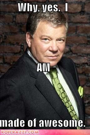 william shatner birthday. William Fucking Shatner: