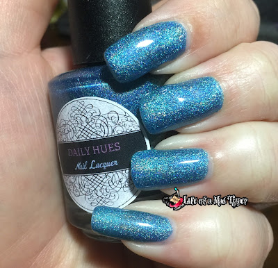 Aria Daily Hues nail lacquer