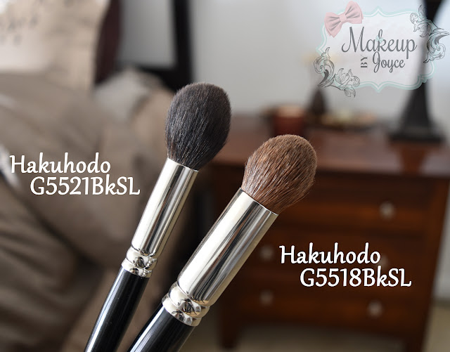 Hakuhodo G5521 Brush Review