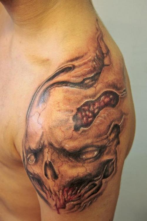 shoulder tattoos popular tattoo designs. Black Bedroom Furniture Sets. Home Design Ideas