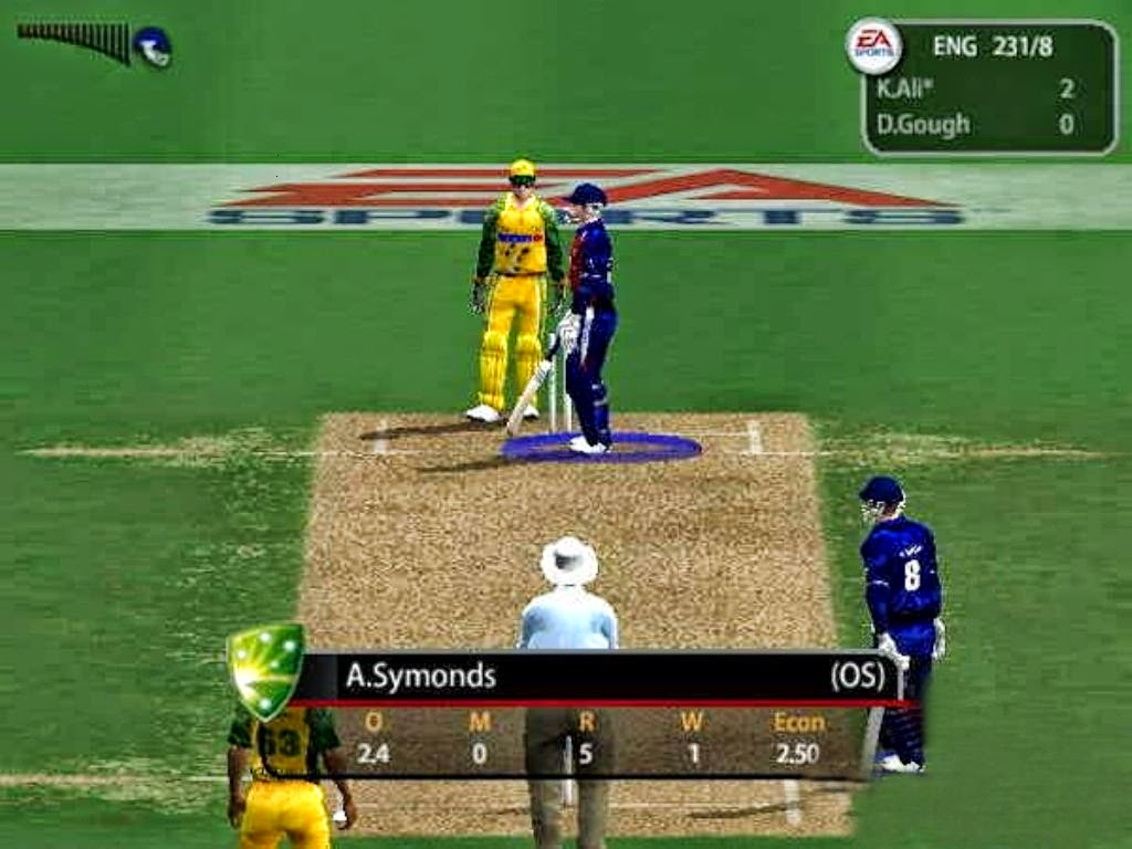 Free Download EA Cricket 2000 Game