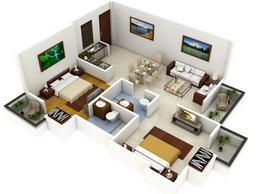 3D Home LayOut - Aplikasi Desain Rumah 3D Android