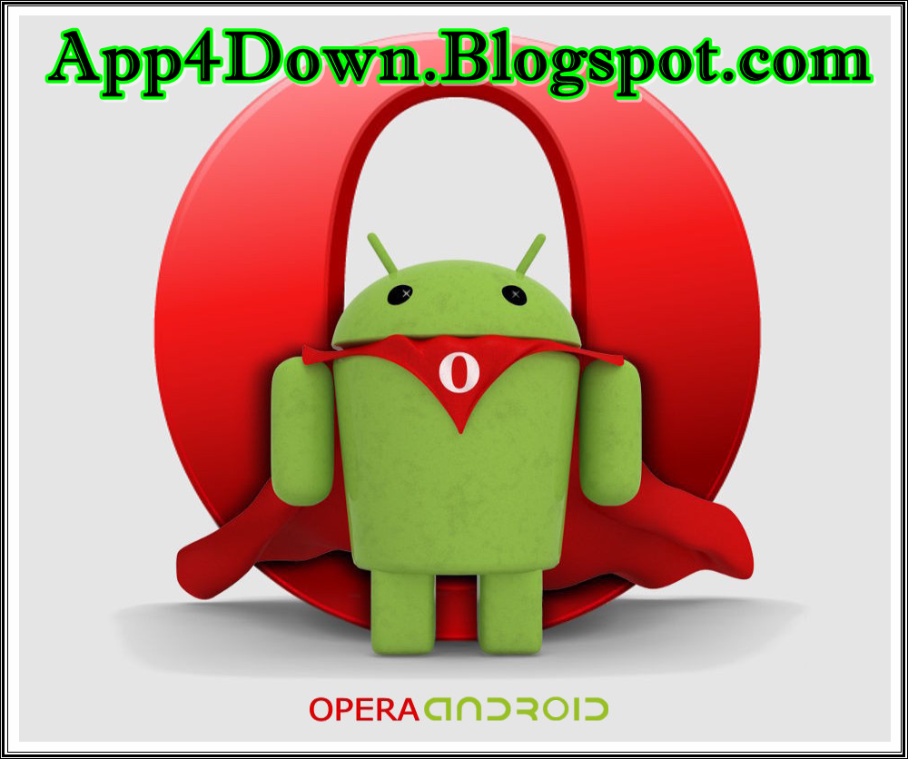 Download Opera Mini 7.5.5 For Android APK Latest Version (Update)