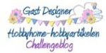 Gastdesigner febr/maart 2013