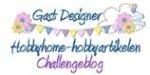 Gastdesigner febr/maart 2013