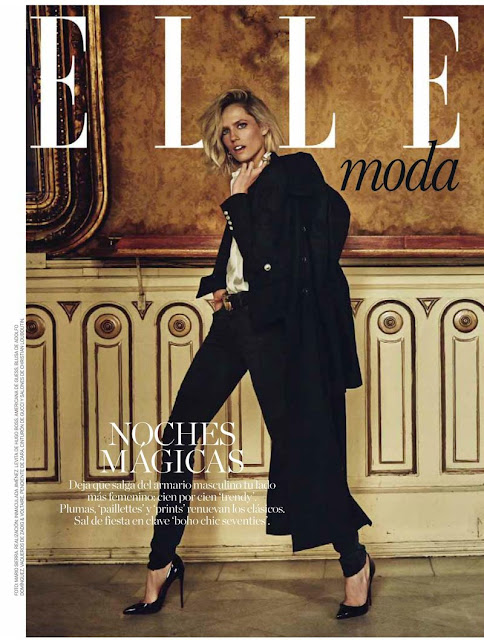 Fashion Model, @ Tosca Dekker for ELLE Spain