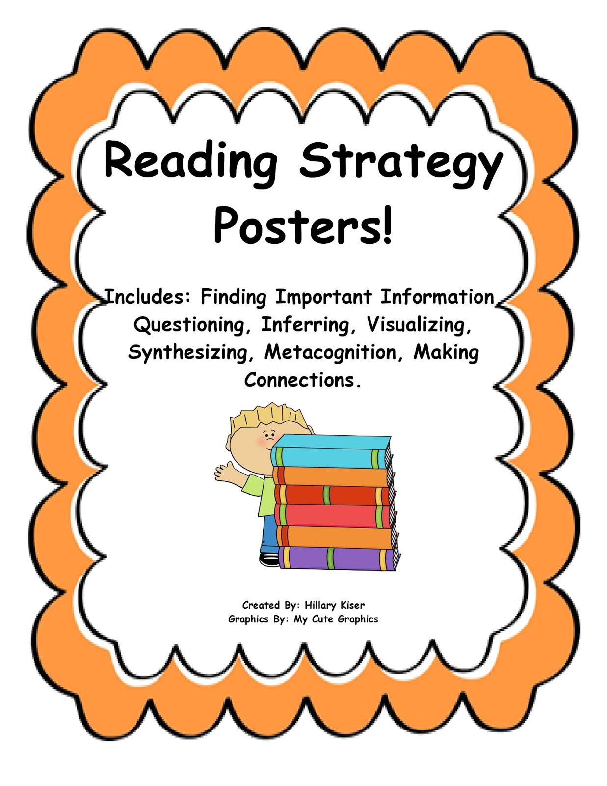 reading strategy synthesising