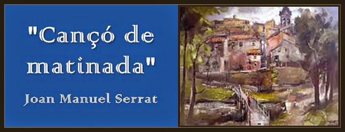 JOAN MANEL SERRAT-CANÇO DE MATINADA-PINTURA-CUADROS-ERNEST DESCALS-VIDEO-ARTE-PINTOR-ERNEST DESCALS