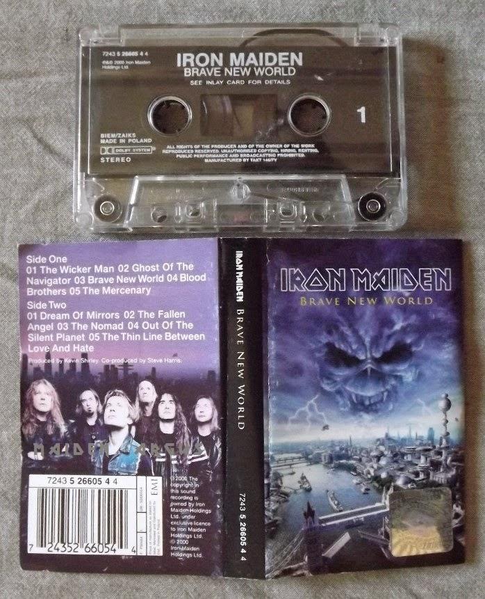 iron maiden brave new world full album mp3 download
