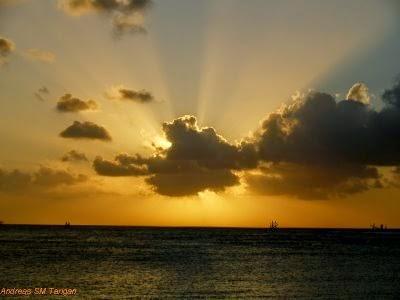 The best sunset views