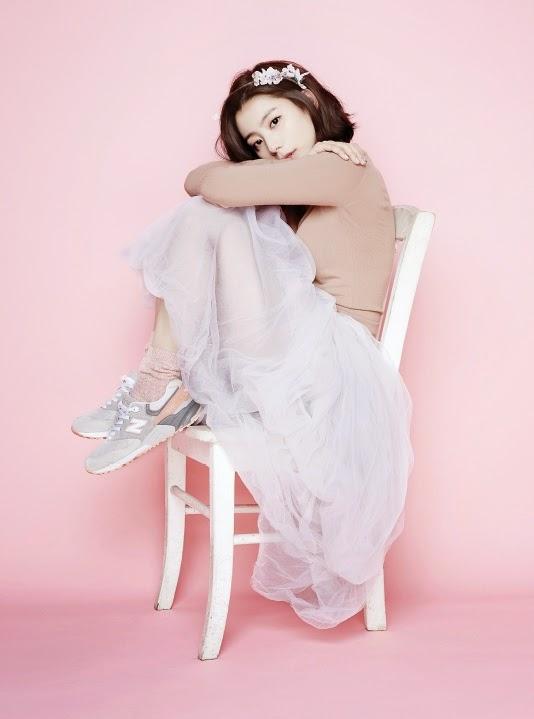 Park Soo Jin and Kim Si Jin - Oh Boy! Magazine Vol. 45