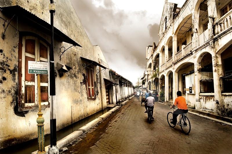 Kota Lama Semarang, Little Netherland