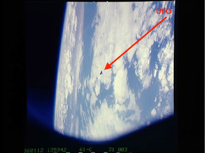 nasa ufos in space - photo #29