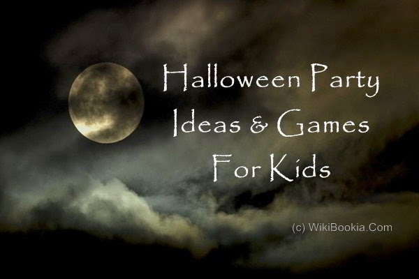 Happy Halloween Party Ideas For Kids
