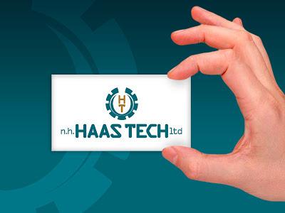 עיצוב לוגו לטכנולוגיה