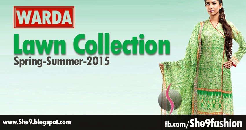 Magazine - Lawn Collection 2015-2016 with Price
