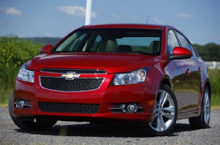 2012 chevy cruze owners manual