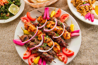 comida mediterranea